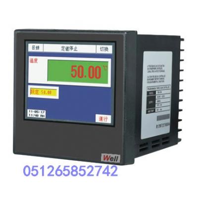 3.5寸触摸屏温度可程式控制器